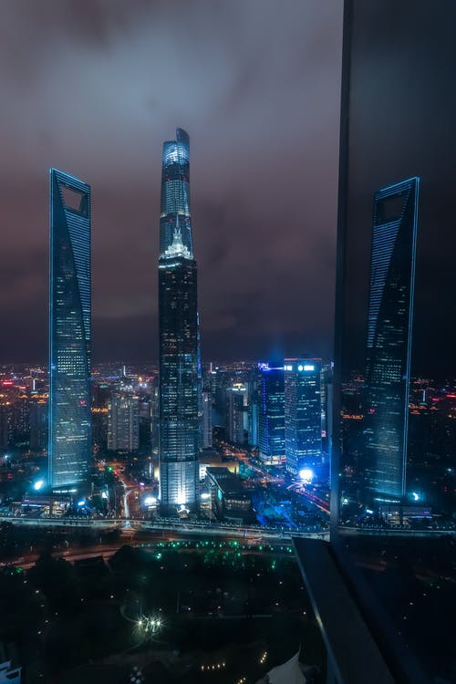 Shanghai Financial Tower, China
