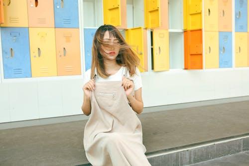 Gratis stockfoto met elegant, fashion, gezicht, haar