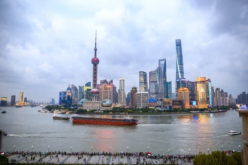Gratis stockfoto met shanghai