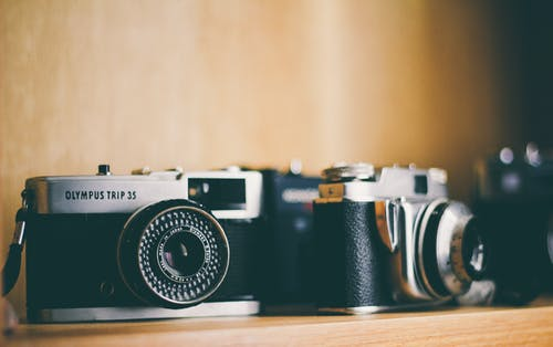 Photo of Analog Cameras
