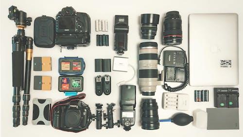 Gratis stockfoto met camera