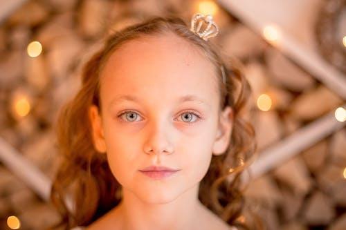 Gratis lagerfoto af barn, barndom, close-up, dejligt