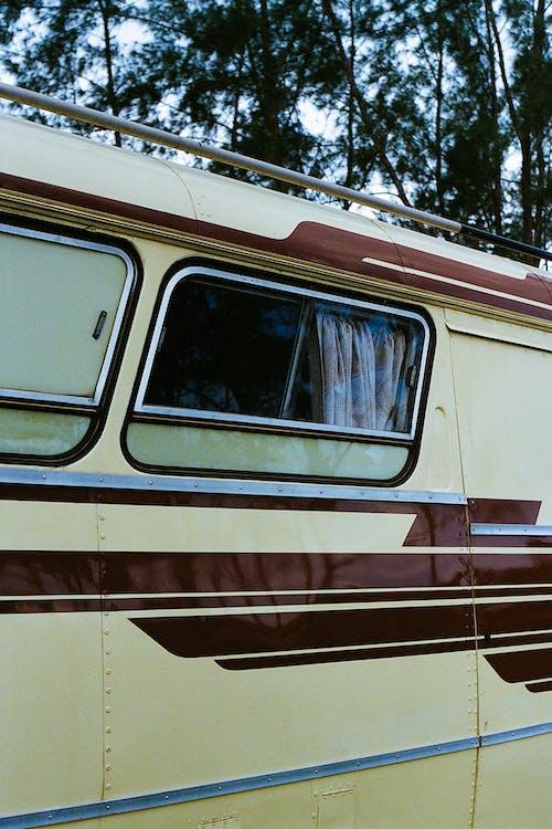 35毫米膠片, 交通系統, 四輪的運貨馬車, 戶外 的 免費圖庫相片
