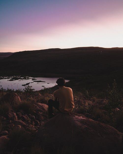 Fotos de stock gratuitas de agua, al aire libre, amanecer, anochecer