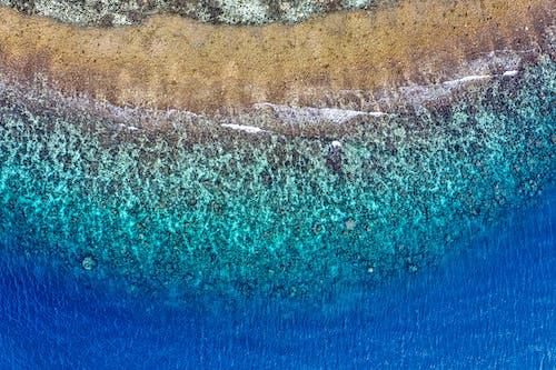 Photos gratuites de bord de mer, d'en haut, eau, fond d'écran 4k