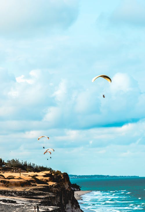 Photo of Paragliders on Air