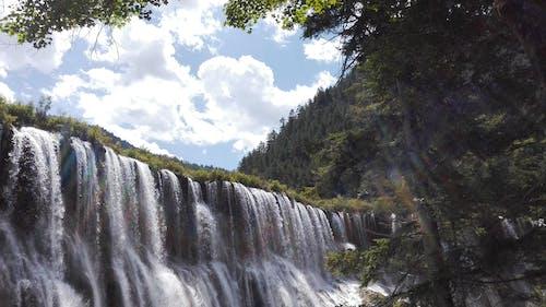 Gratis stockfoto met waterval