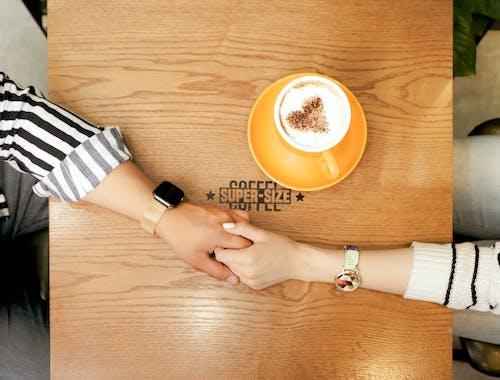 Foto profissional grátis de bebida de café, bebida quente, brilhante, café