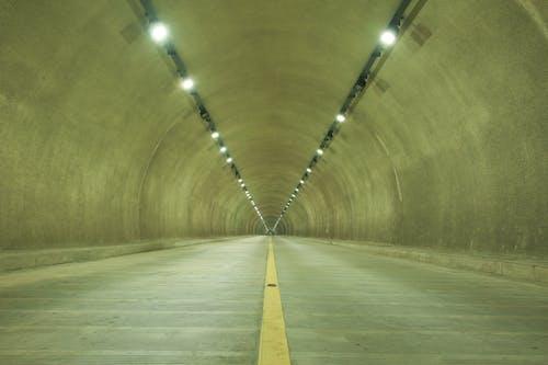 Gratis stockfoto met tunnels