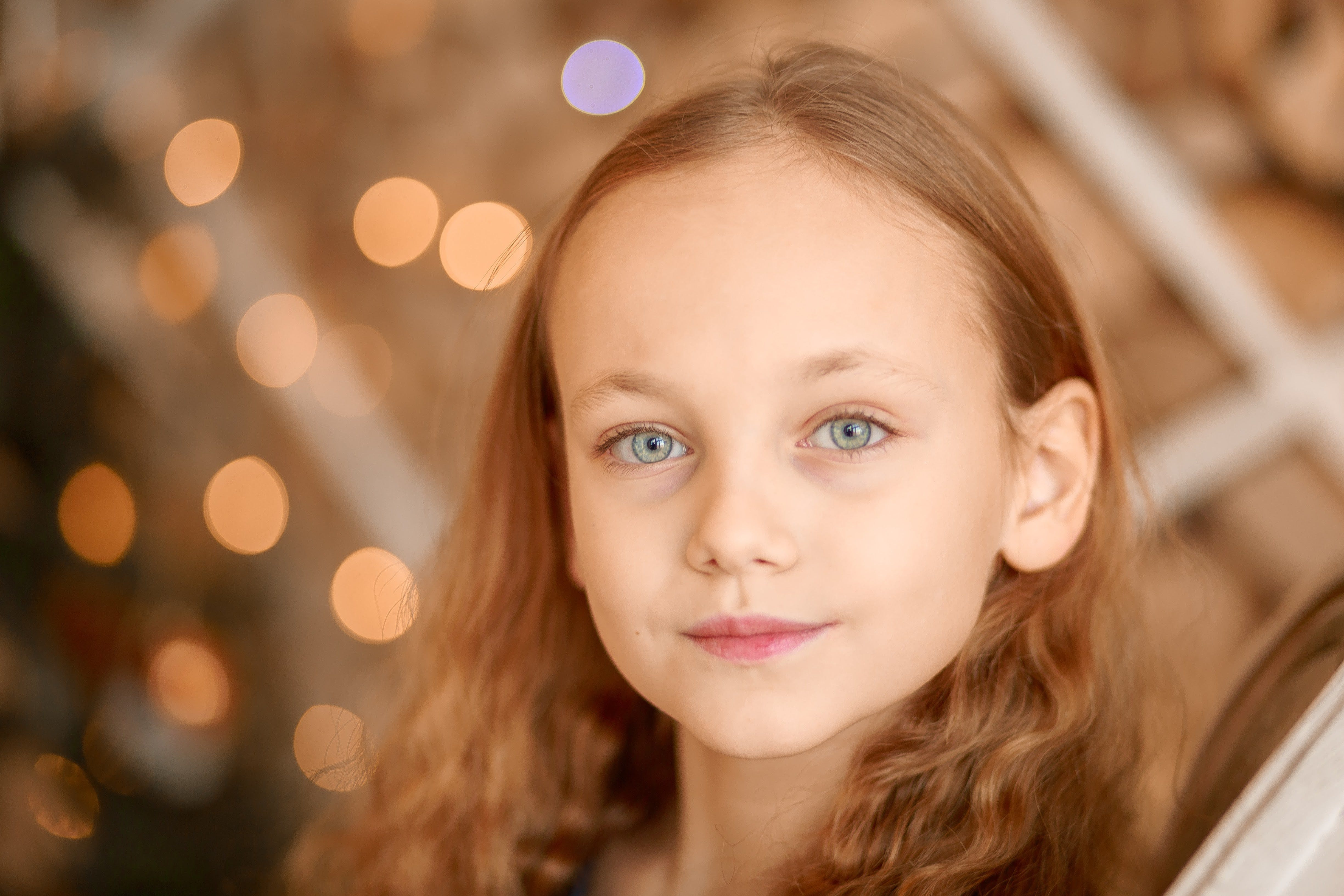 Selective Focus Photography of Girl