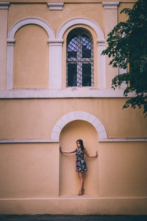 Free stock photo of architecture, city, dancer