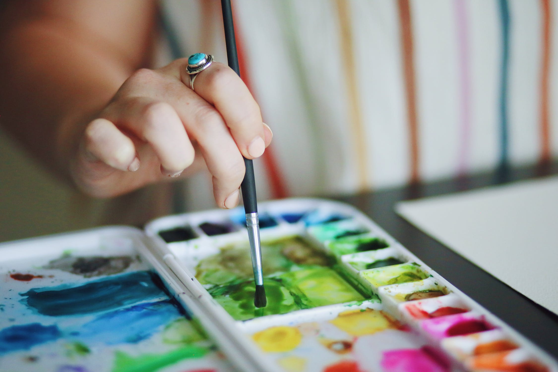 Watercolors for Adults - Art IS Education