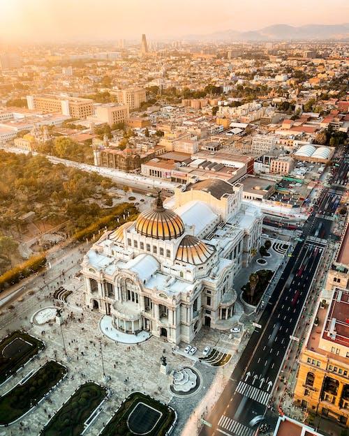 palacio de bellas artes, 地標, 城市, 城鎮 的 免费素材照片
