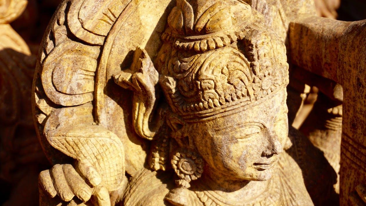 åndelig, antik, arkitektur