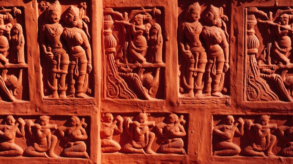 ancient, art, buddha