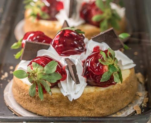건강한, 딸기, 맛있는, 음식의 무료 스톡 사진