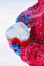 heart, mug, winter
