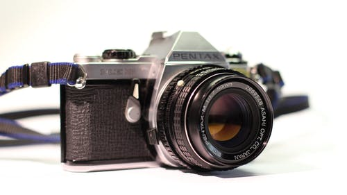 Základová fotografie zdarma na téma analogový fotoaparát, fotoaparát, fotografie, objektiv
