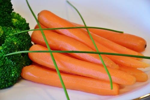 Ảnh lưu trữ miễn phí về ăn chay, bông cải xanh, bữa ăn, cà rốt