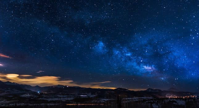 1000 Engaging Night Sky Photos