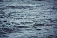 sea, water, blue