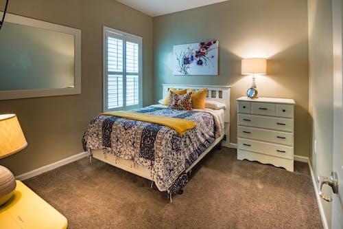 Free stock photo of bed, bedroom, decor, design