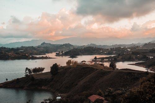dağ, doğa, doğa fotoğrafçılığı, manzara içeren Ücretsiz stok fotoğraf
