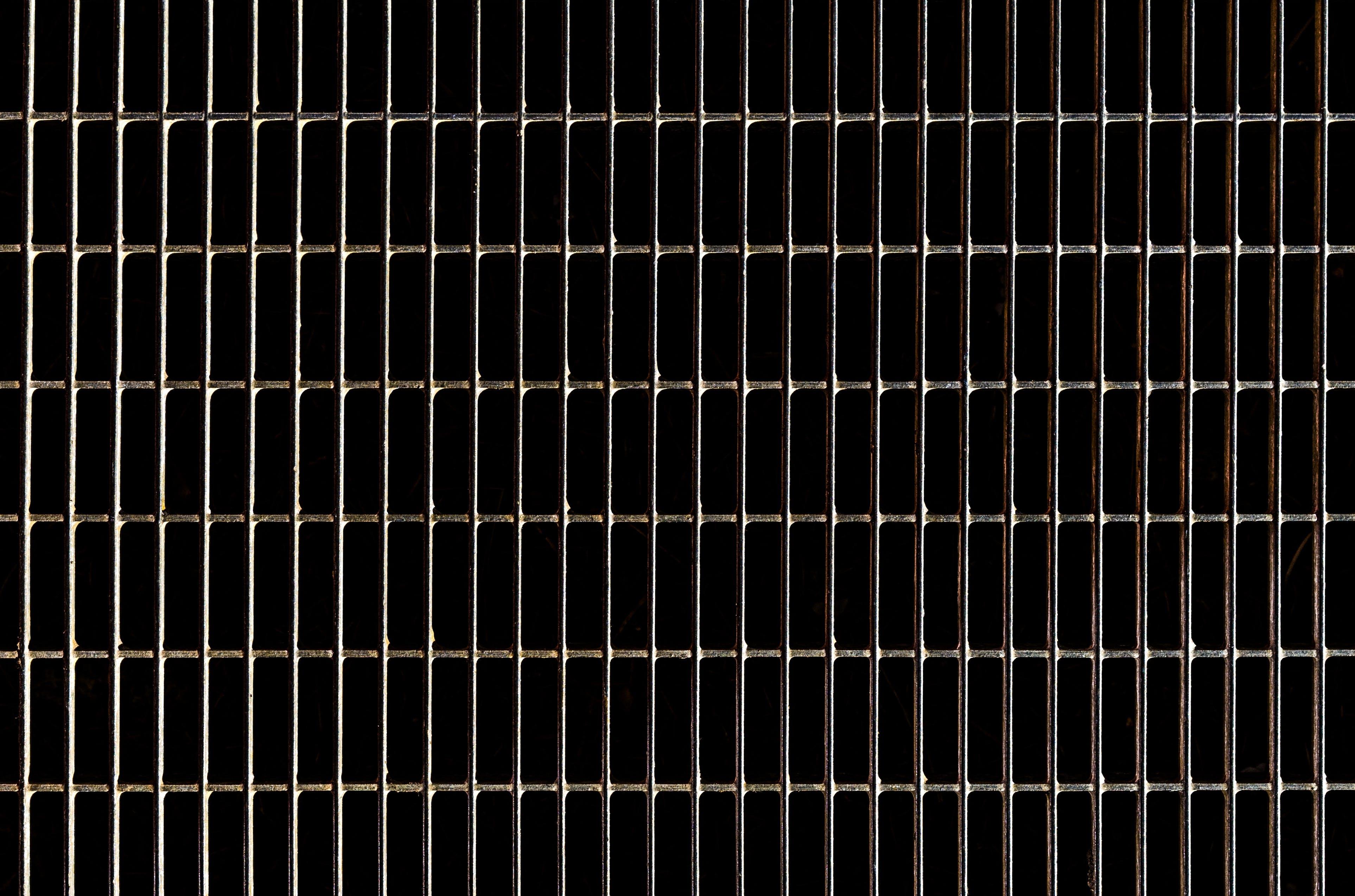 Imagine de stoc gratuită din fundal, grilă, model, oțel