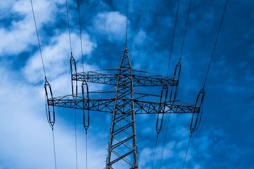 Free stock photo of blue, current, electricity, energy