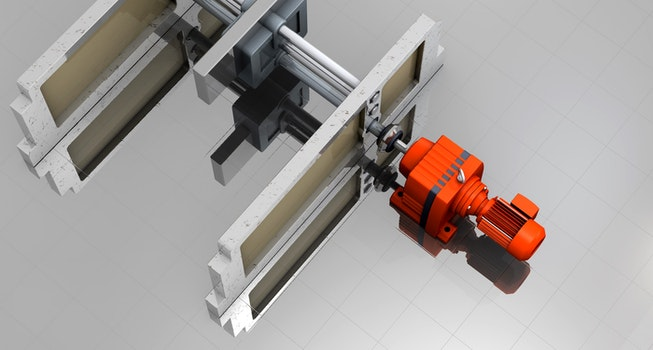 Free stock photo of industry, technology, machine, visualization