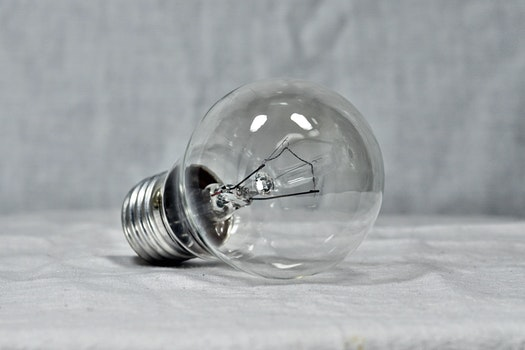 Free stock photo of blur, light bulb, focus, close-up