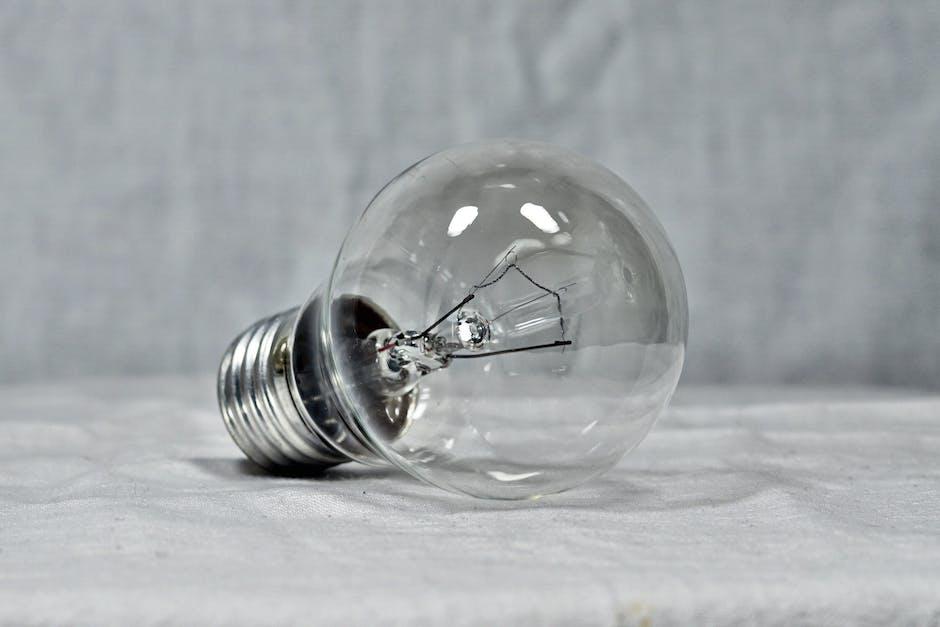New free stock photo of blur, light bulb, focus