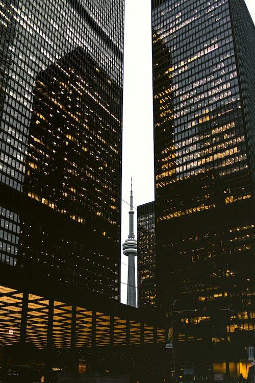 Arsitektur modern, bangunan, Bangunan modern