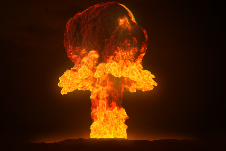 Free stock photo of aggression, armageddon, atom, atomic