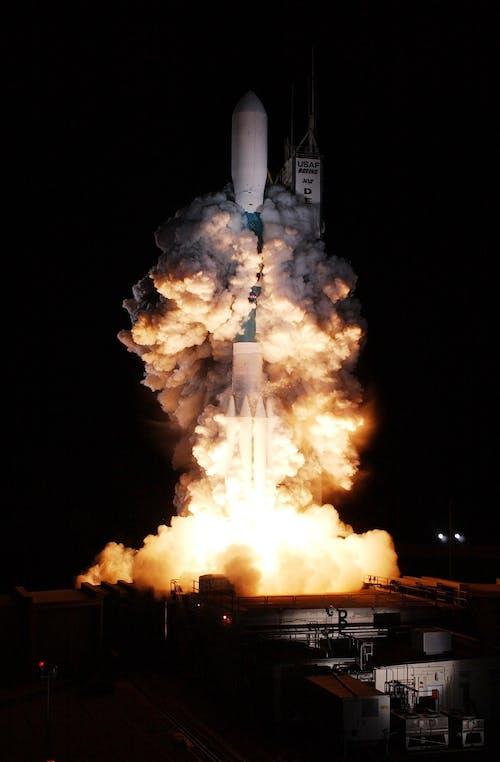 休假, 升空, 太空梭, 太空船 的 免費圖庫相片
