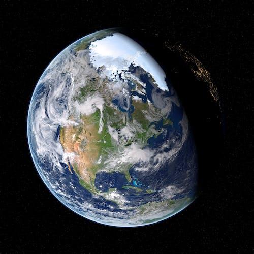 Gratis arkivbilde med astronomi, galakse, galaxy, global