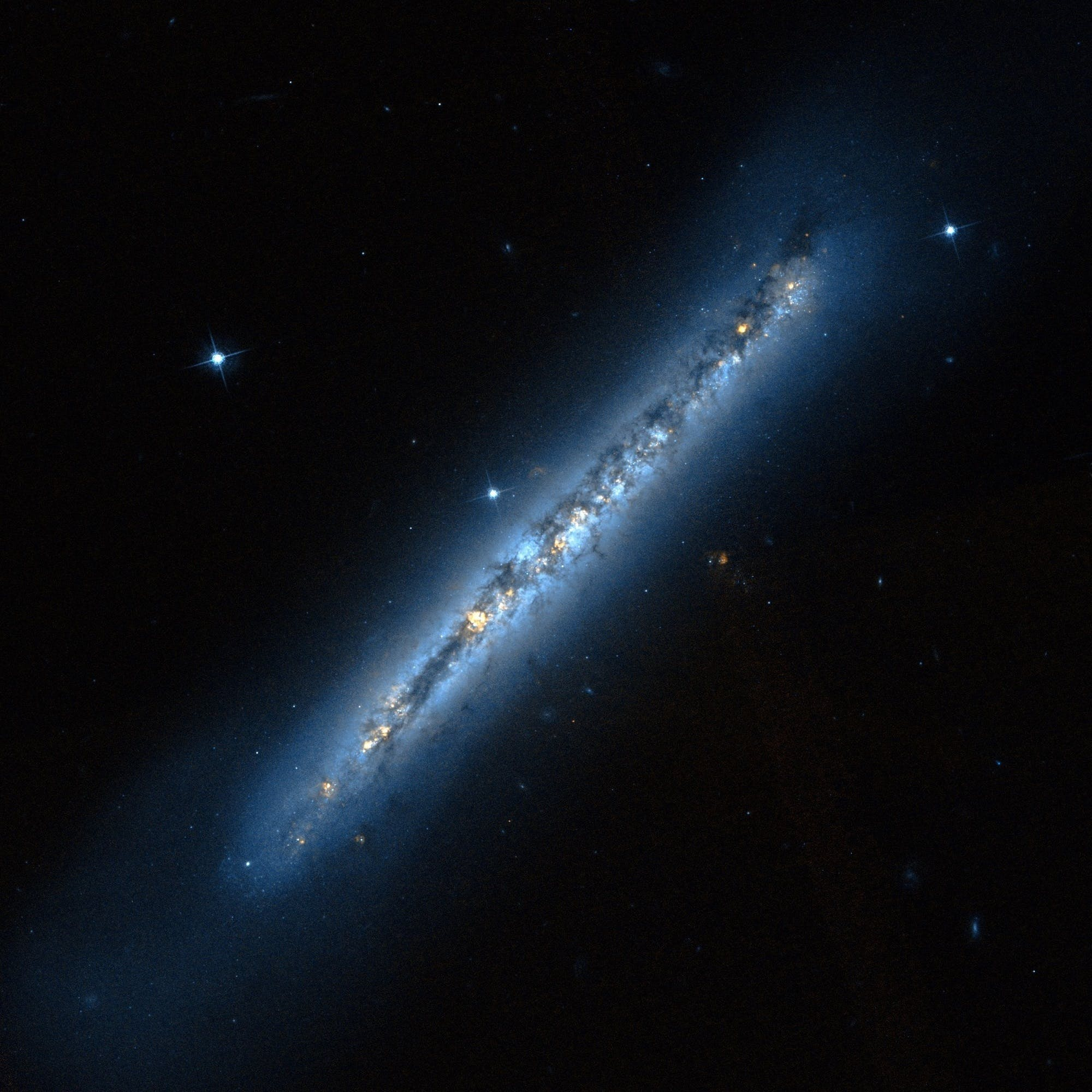 Free stock photo of sky, lights, space, stars