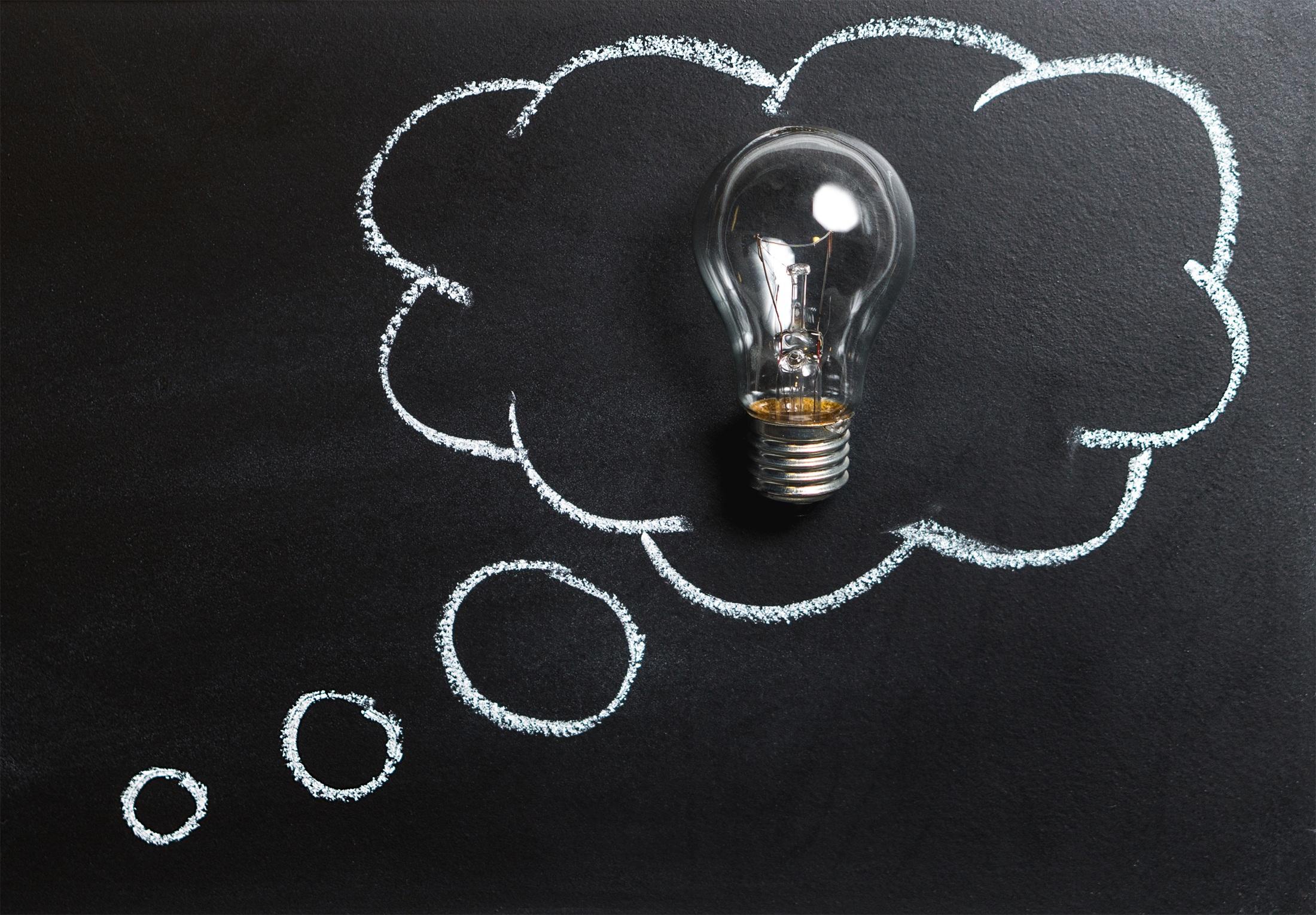 Free stock photo of idea, design, creativity, bubble