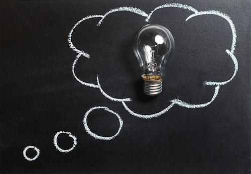 Free stock photo of idea, creativity, bubble, bulb