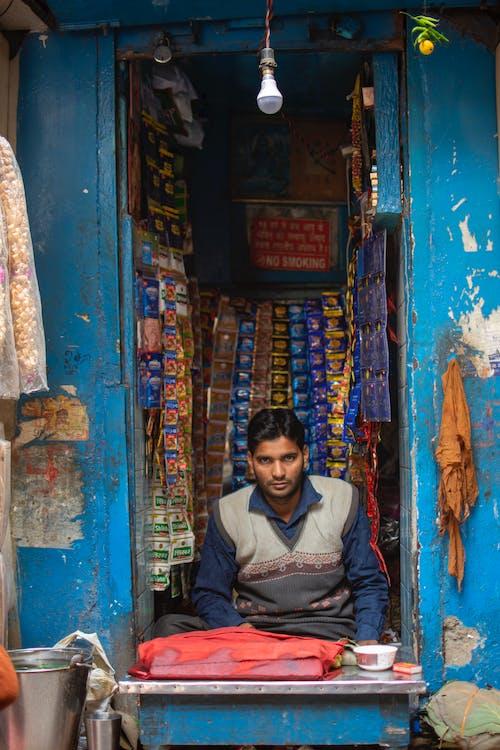 Free stock photo of adult, alley, bazaar