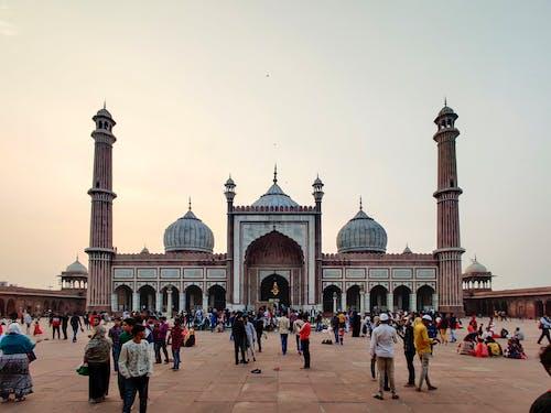Free stock photo of culture, delhi, golden hour
