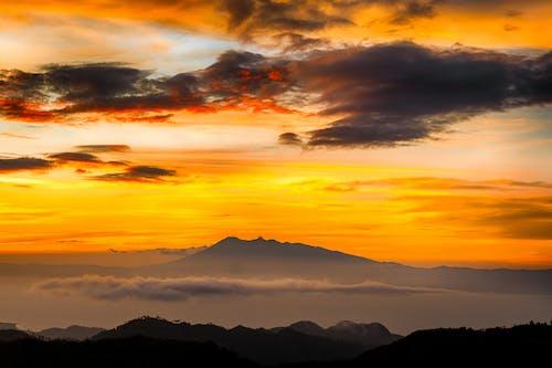 Free stock photo of Beautiful sunset, clouds, dramatic sky, dusk