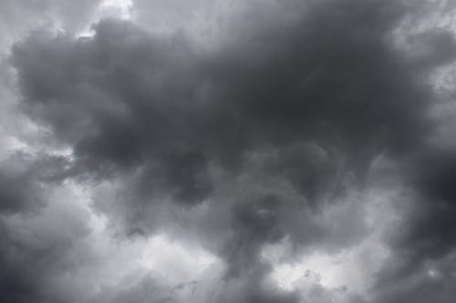 Free stock photo of dark clouds