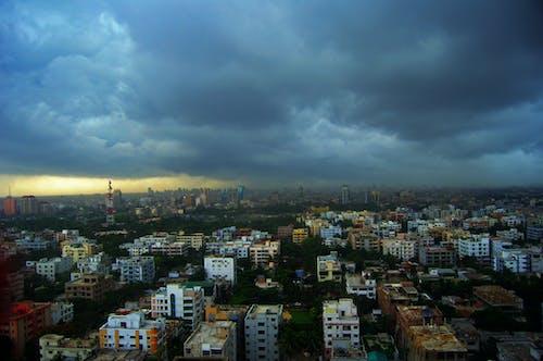 Free stock photo of bangladesh, beautiful sky, cityscape, Dhaka