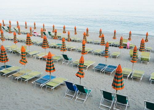 Foto stok gratis air, garis pantai, gelombang, indah