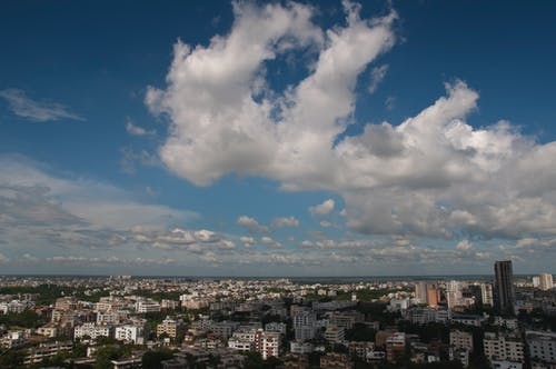 Free stock photo of bangladesh, beautiful sky, city, cityscape