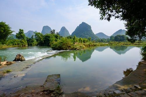 Photos gratuites de asie, chine, collines