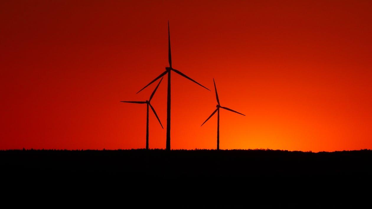 alternatívna energia, obloha, obnoviteľná energia