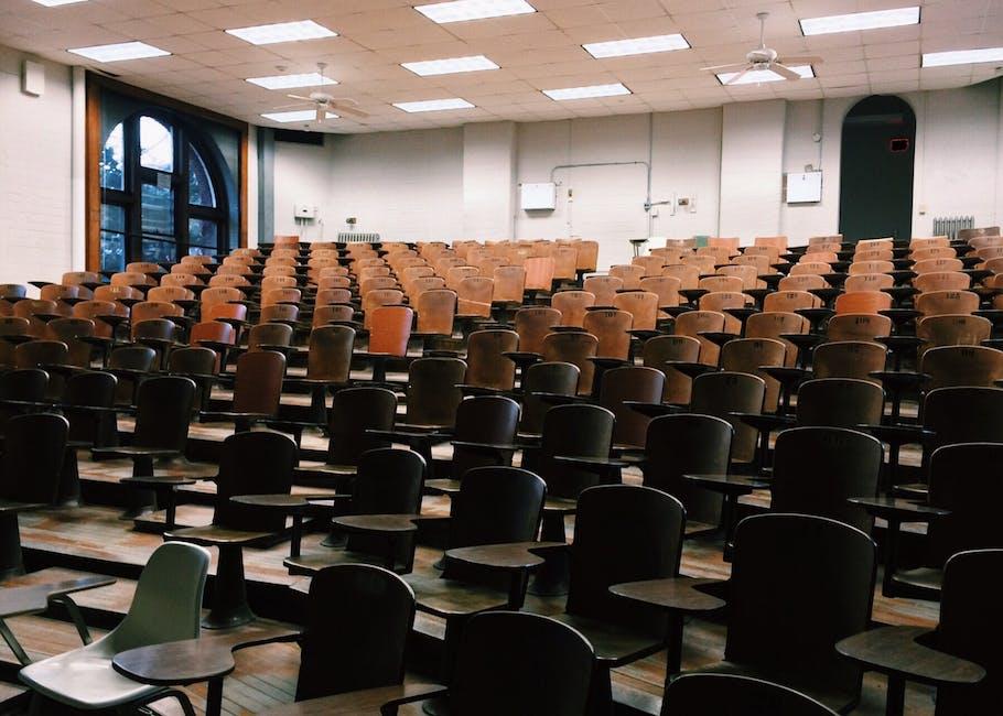 audience, auditorium, chairs