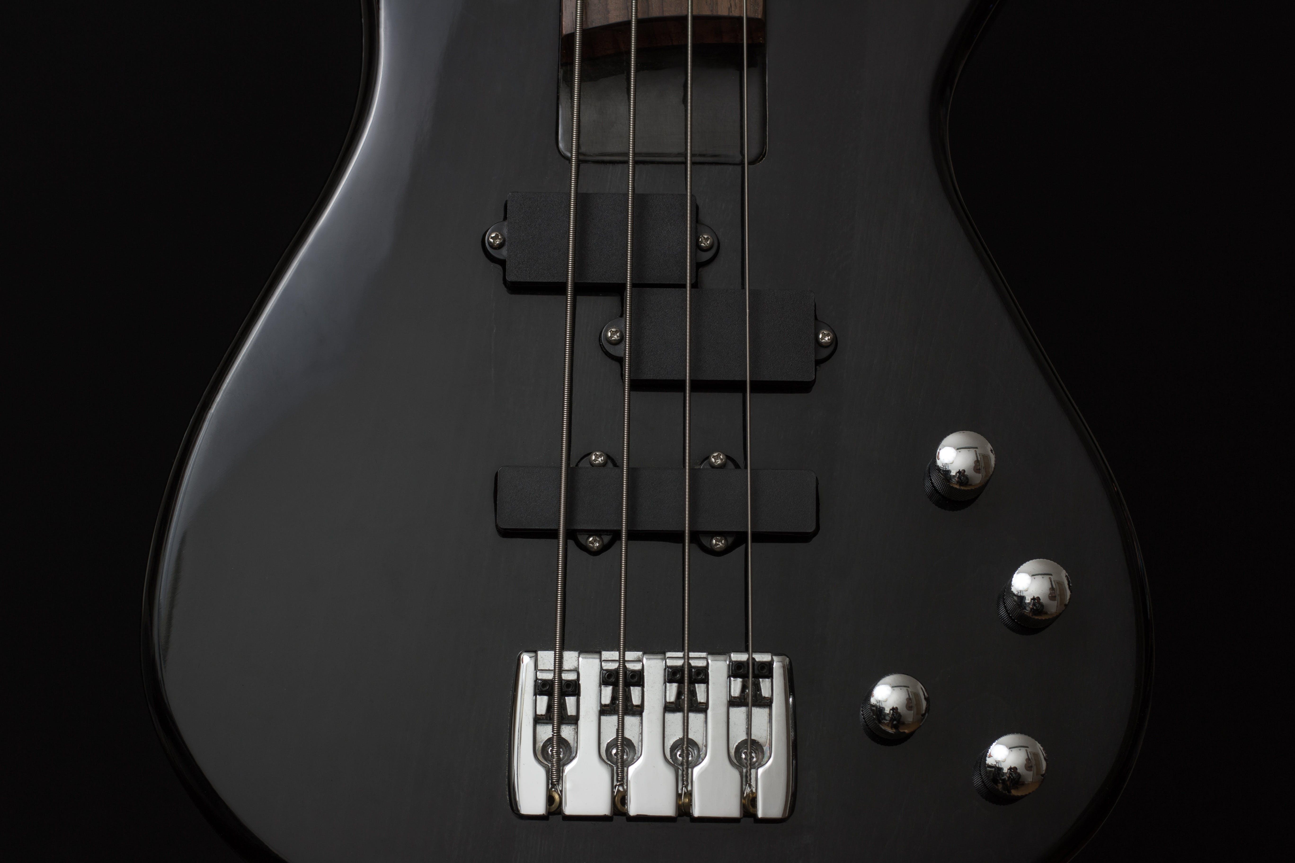 basa, černá, elektrické basy